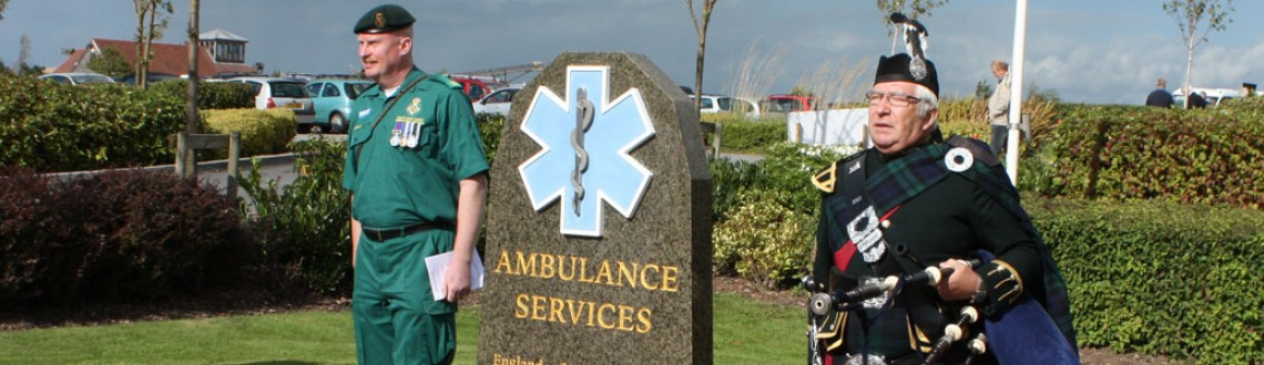 National Ambulance Services Memorial